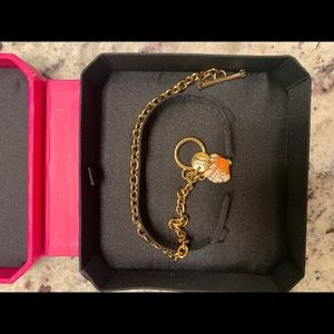 Juicy Couture Jewelry - Juicy couture seashell bracelet